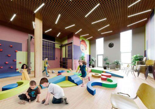 Детский сад нового поколения в Happy House